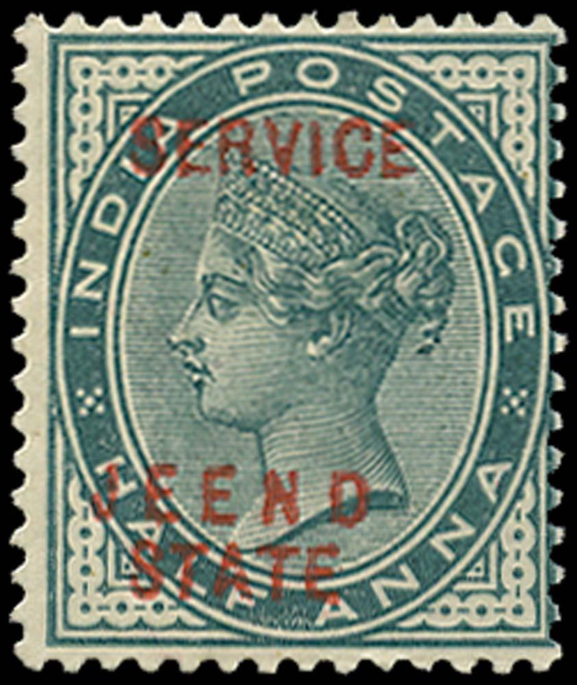 I.C.S. JIND 1885  SGO7 Official