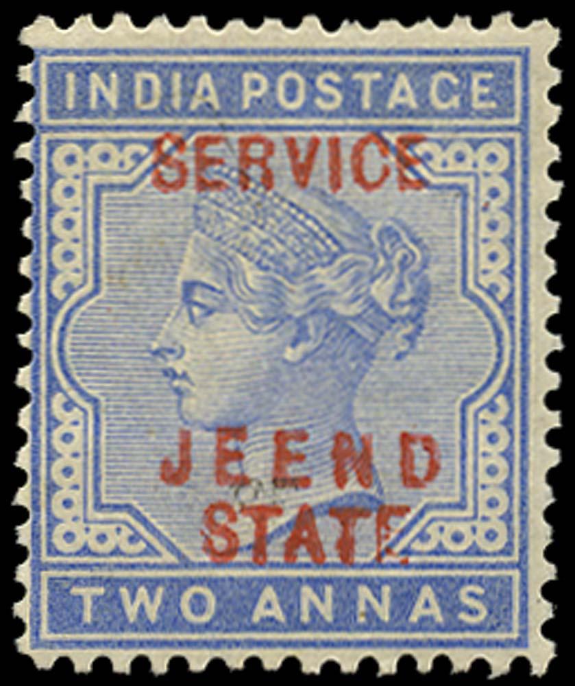 I.C.S. JIND 1885  SGO9 Official