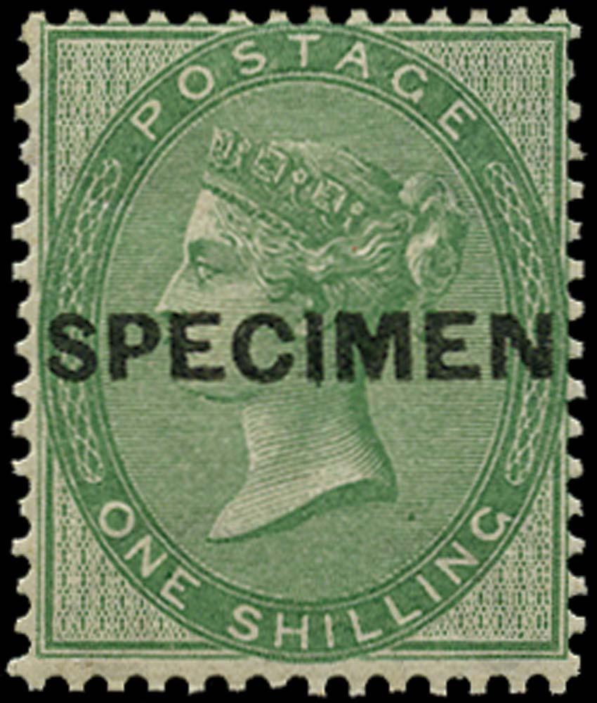 GB 1856  SG71s Specimen type 4