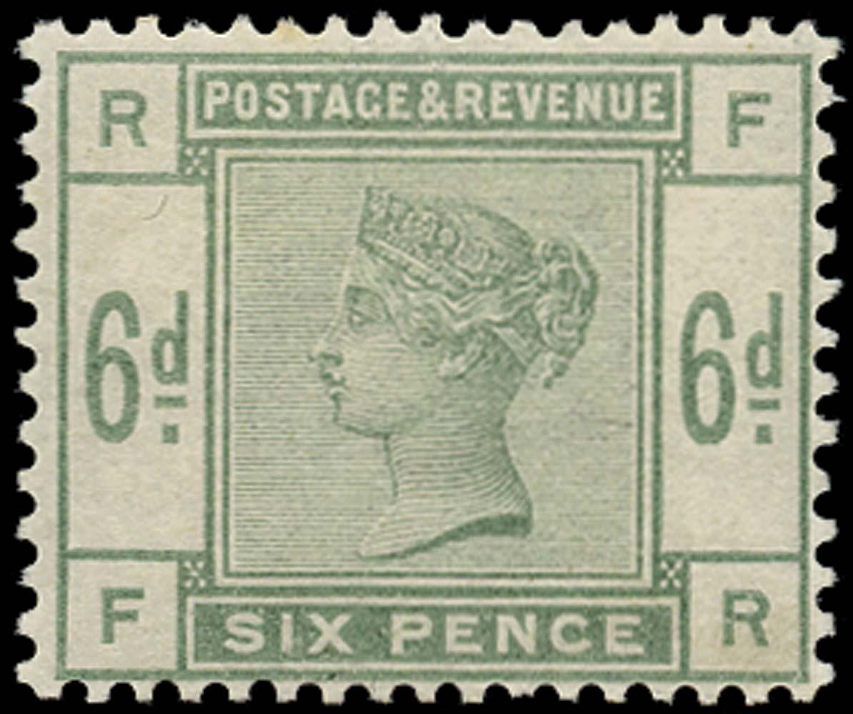 GB 1883  SG194 Mint unused o.g. (FR)