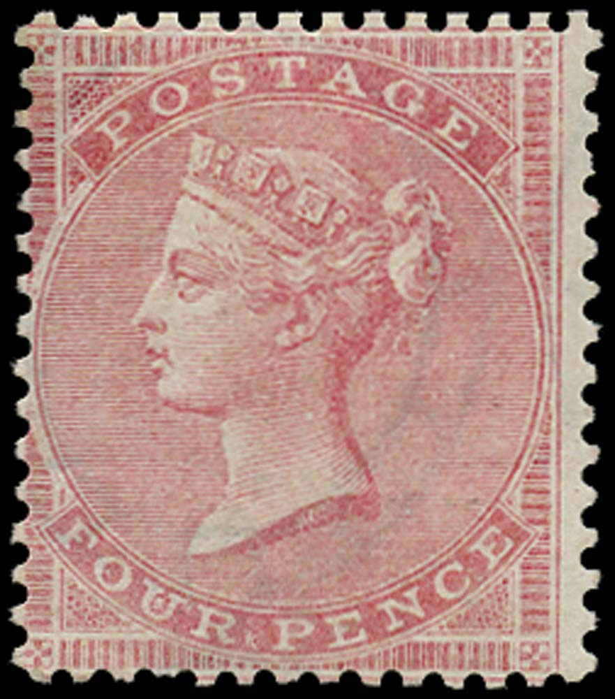 GB 1857  SG66a Mint unmounted o.g. example