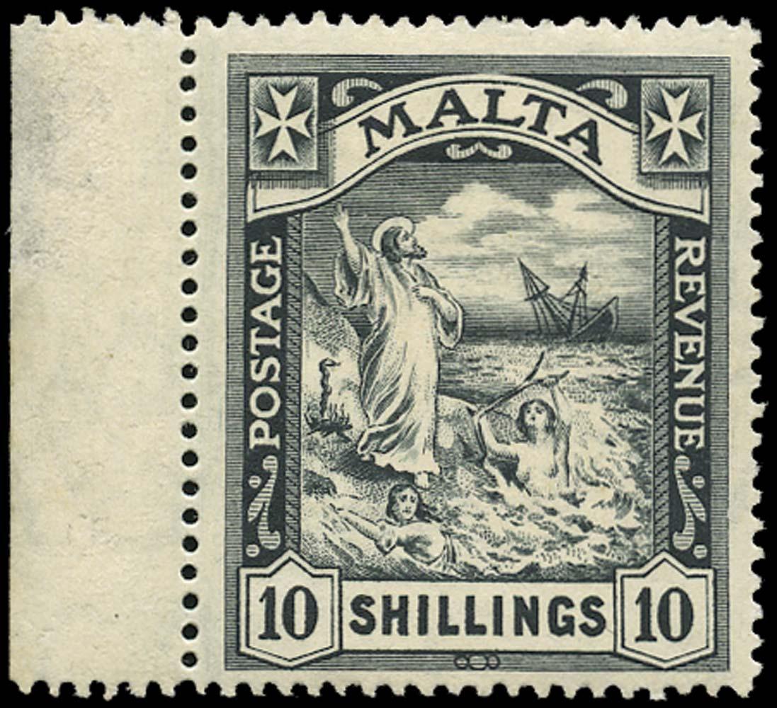 MALTA 1919  SG96 Mint