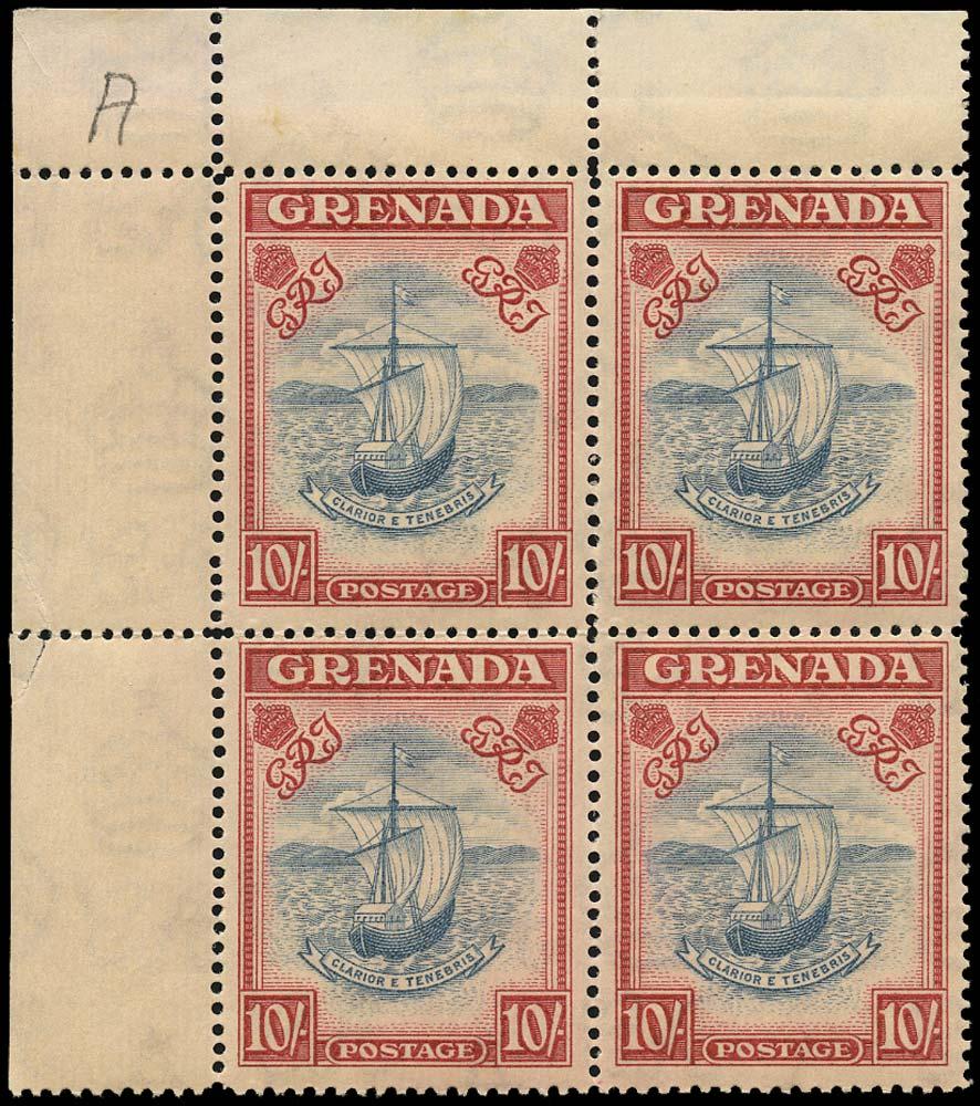 GRENADA 1940  SG163a Mint