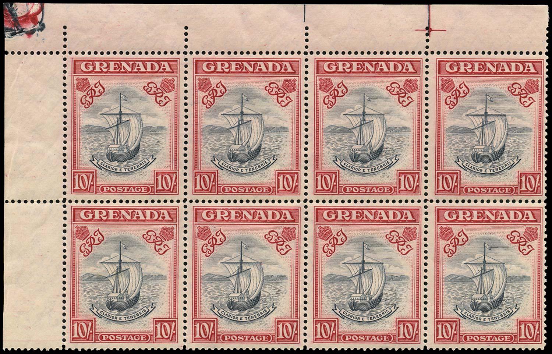 GRENADA 1943  SG163e Mint