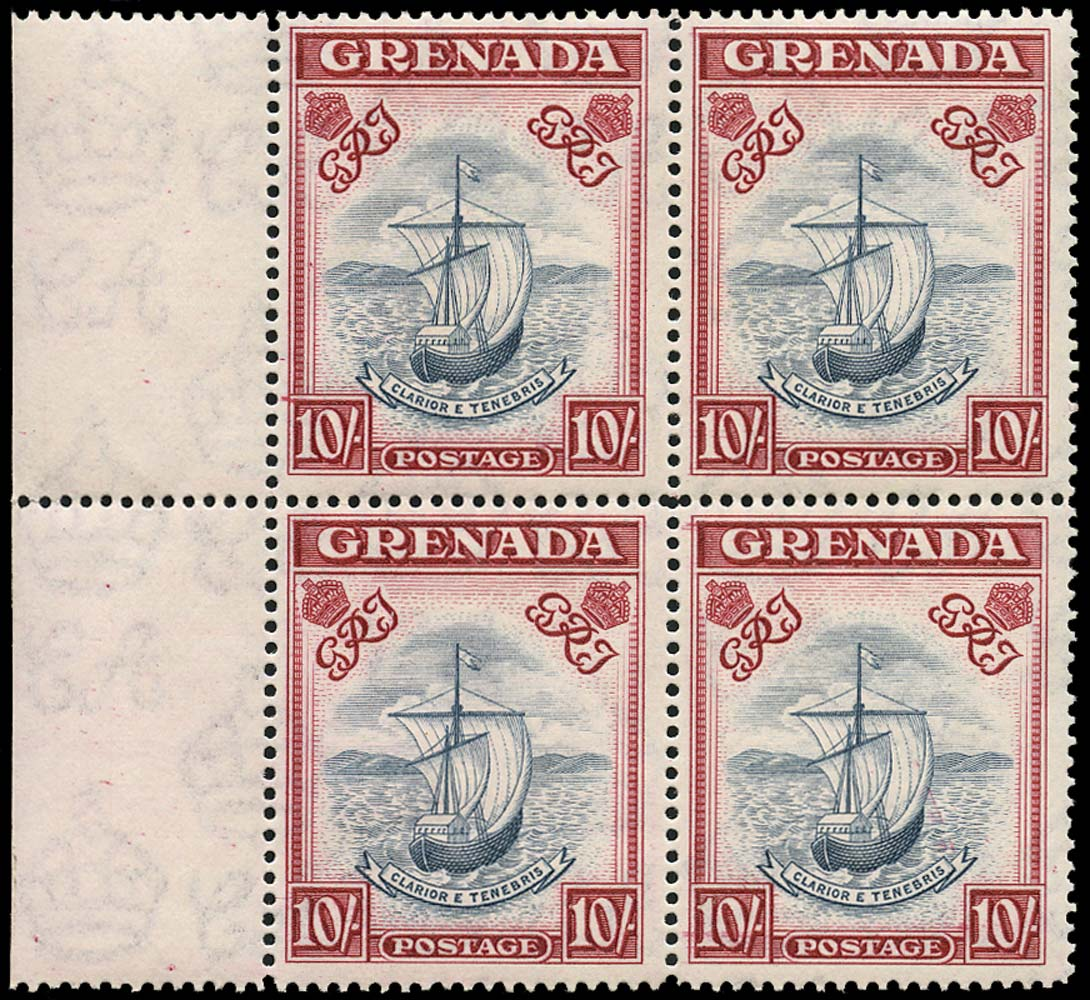 GRENADA 1947  SG163f Mint