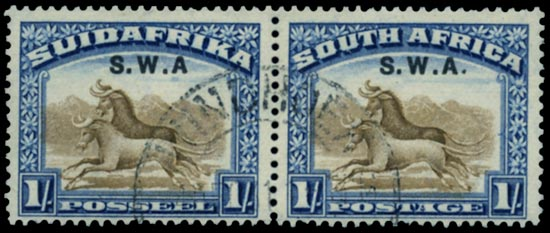 SOUTH WEST AFRICA 1927  SG64ba Used