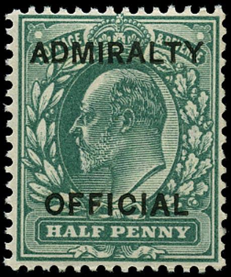 GB 1903  SGO101 Official