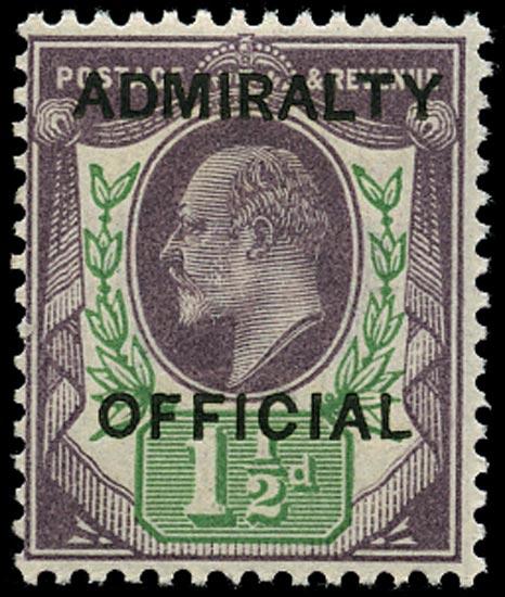 GB 1903  SGO103 Official