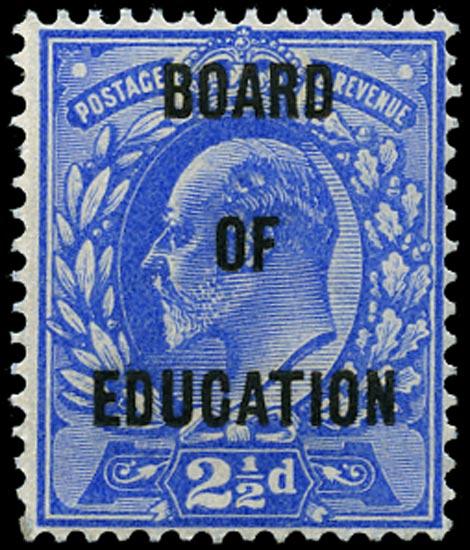 GB 1902  SGO85 Official