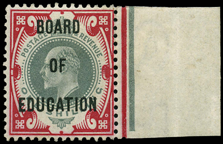 GB 1902  SGO87 Official