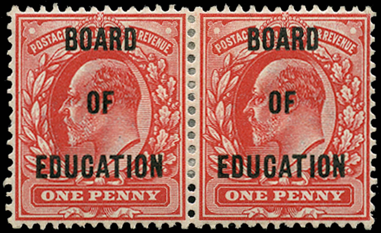 GB 1902  SGO84 Official