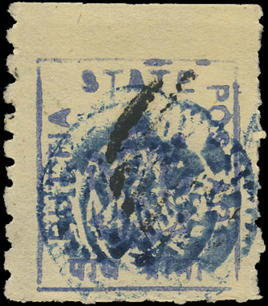 I.F.S. DUTTIA 1920  SG38a Used