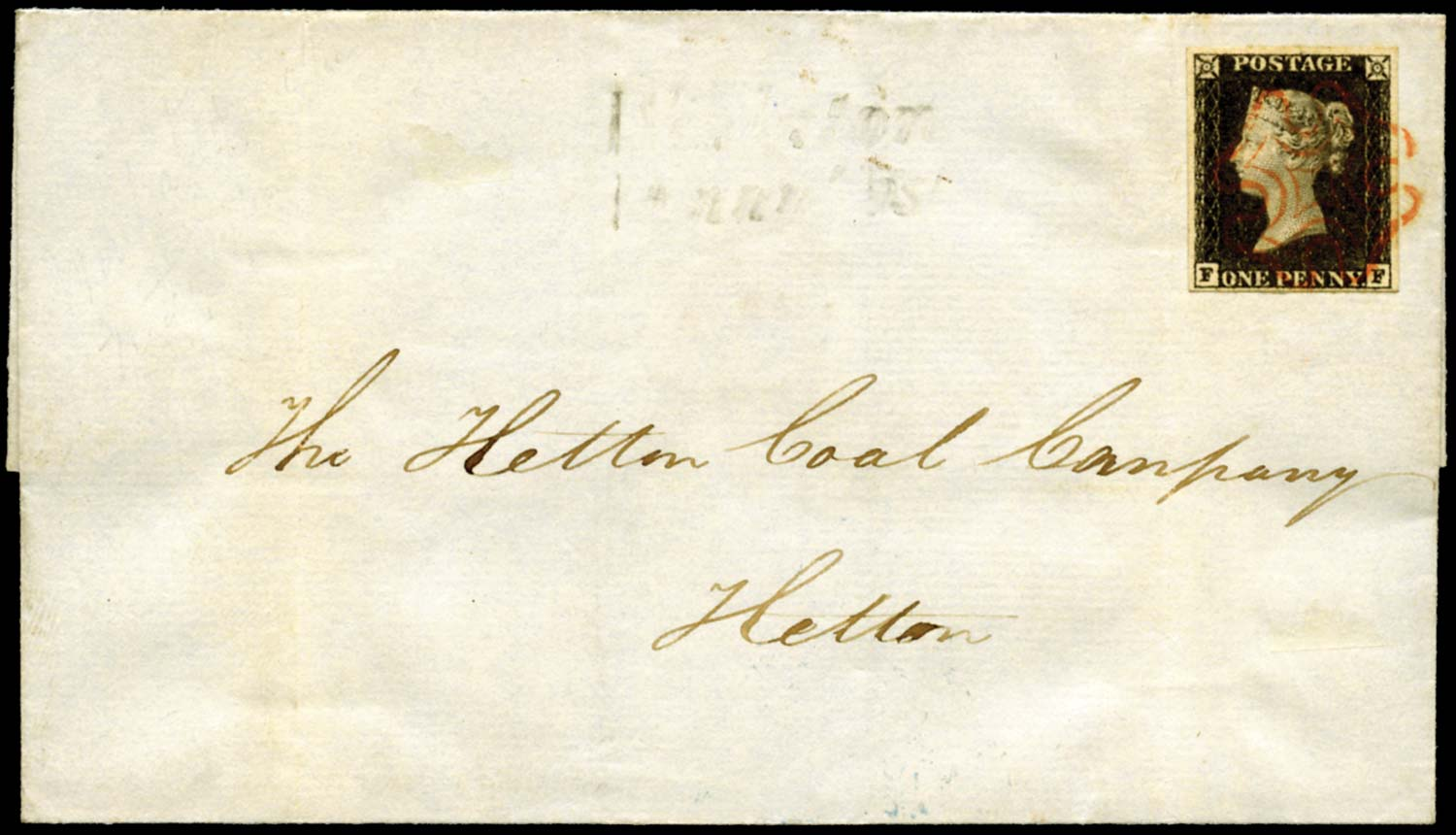 GB 1840  SG1 Pl.1 Cover - May 14th