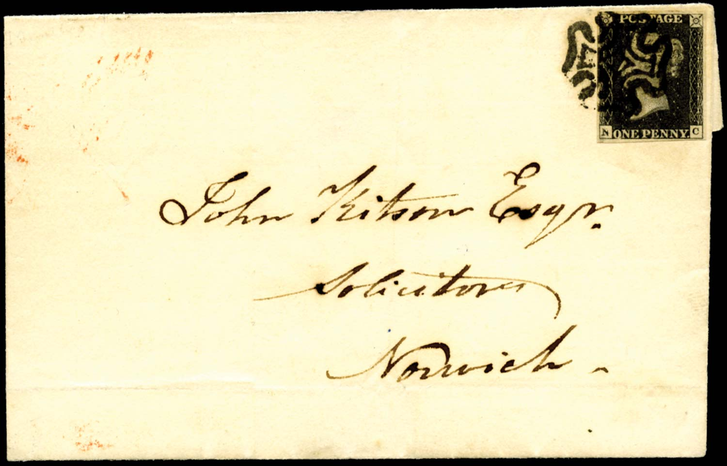 GB 1840  SG2 Pl.10 Cover