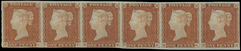 GB 1841  SG9 Pl.68 Mint