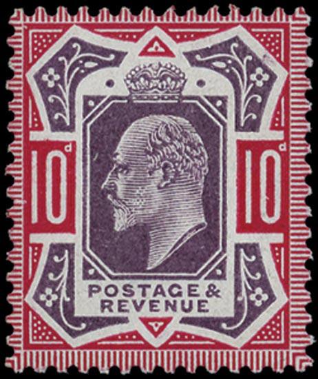 GB 1906  SG255a Mint U/M o.g.