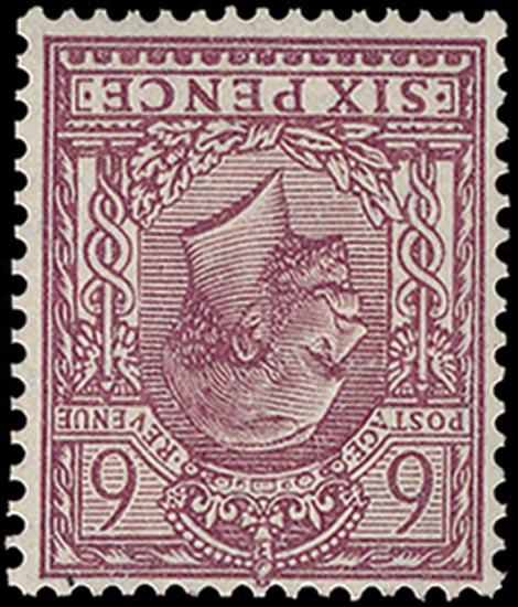 GB 1936  SG426wi Mint U/M o.g. Wmk Inverted
