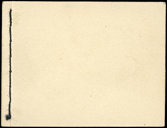 GB 1948  SGBD6 Booklet