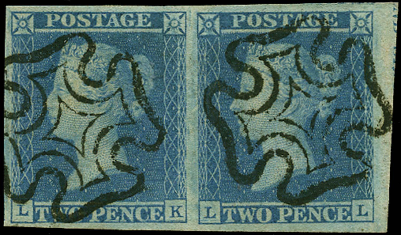 GB 1841  SG14 Pl.3 Used