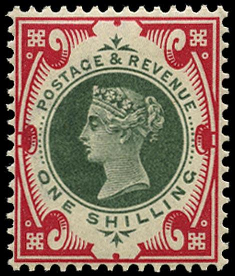 GB 1900  SG214 Mint U/M o.g. example