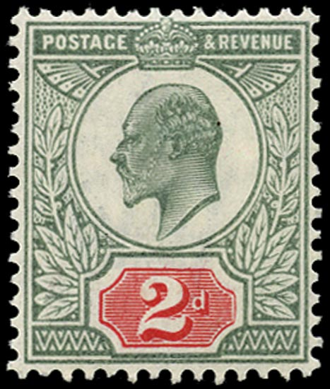 GB 1904  SG226 Mint unused o.g.