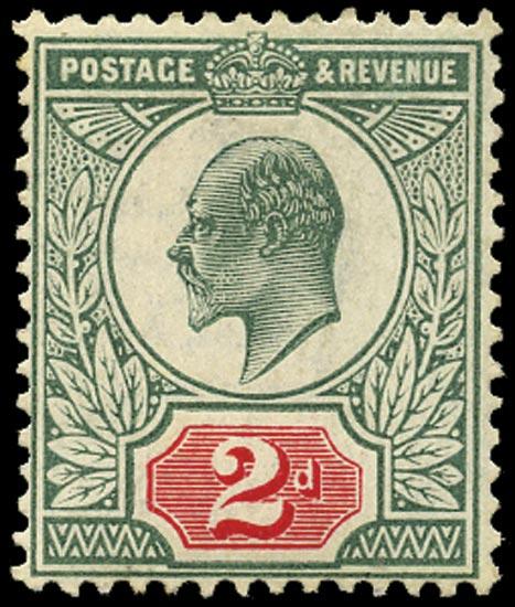GB 1906  SG227 Mint unused o.g.
