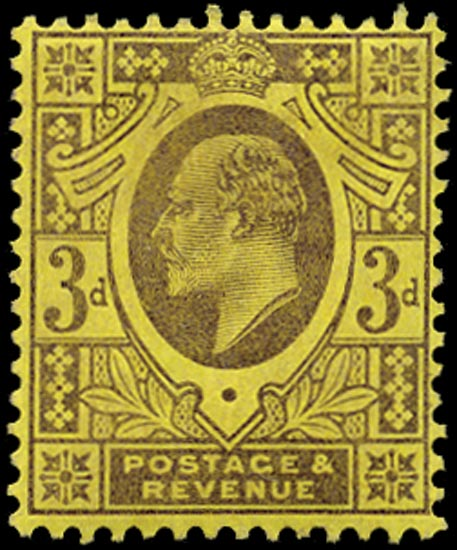 GB 1902  SG232 Mint unused o.g.