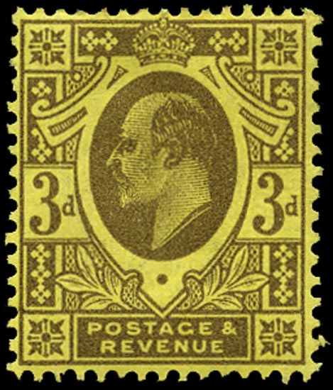 GB 1911  SG285var Mint Unused o.g.