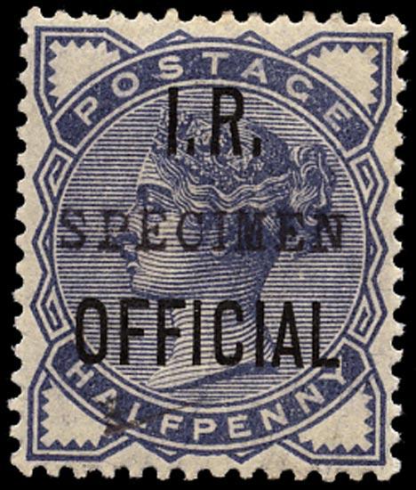 GB 1885  SGO5s Official