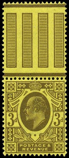 GB 1911  SG285var Mint unmounted o.g.