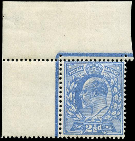 GB 1911  SG284 Mint u/m