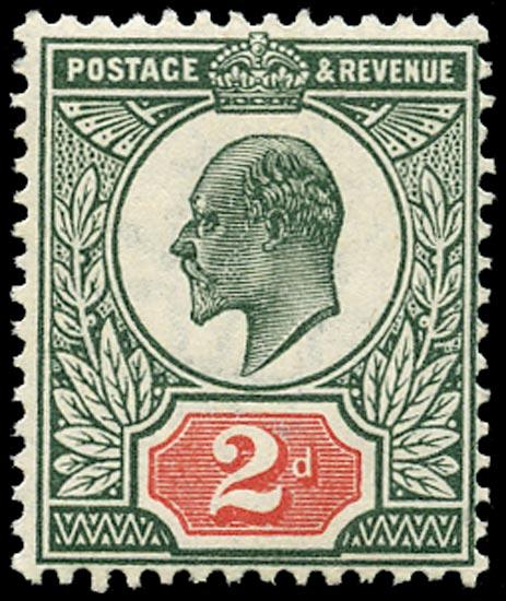 GB 1911  SG290 Mint u/m