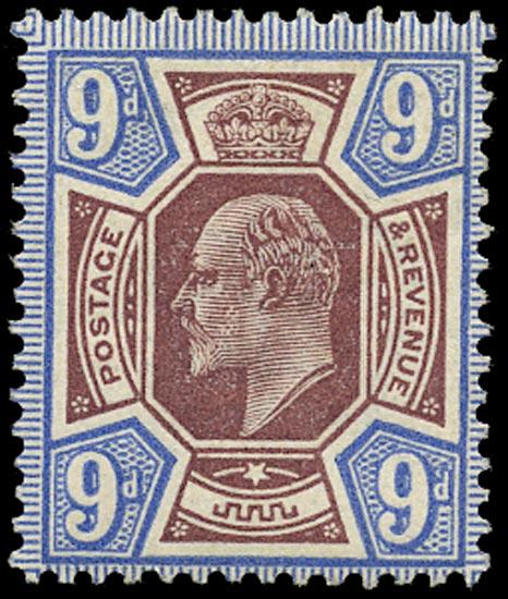 GB 1911  SG306 Mint unused o.g.