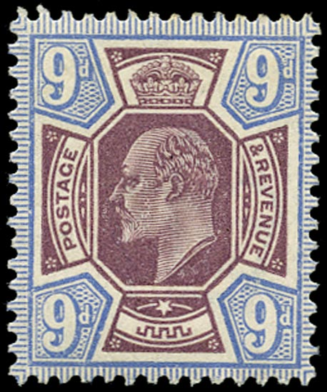 GB 1912  SG308 Mint unused o.g.