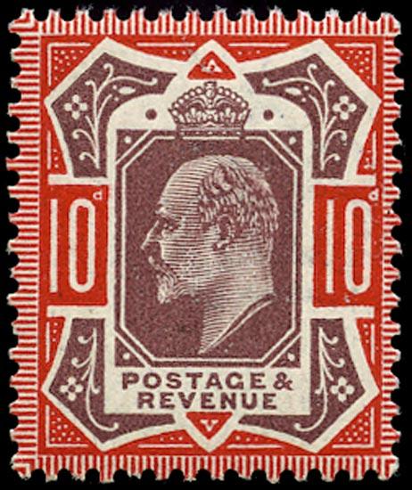 GB 1911  SG309 Mint u/m