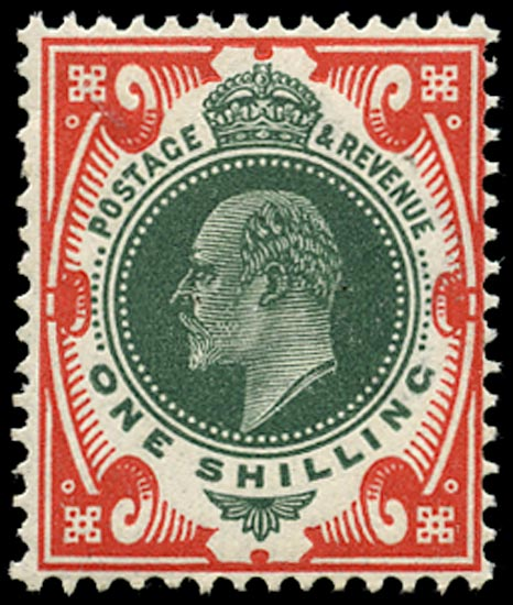 GB 1911  SG313 Mint Unmounted o.g.