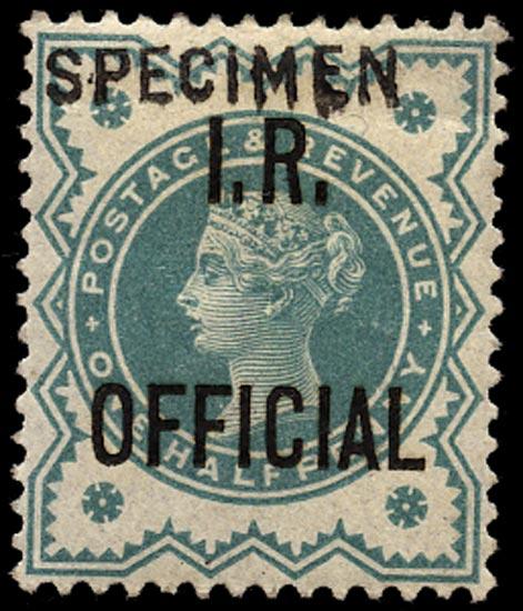 GB 1901  SGO17s Official