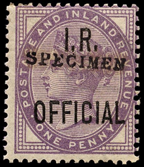 GB 1882  SGO3as Official