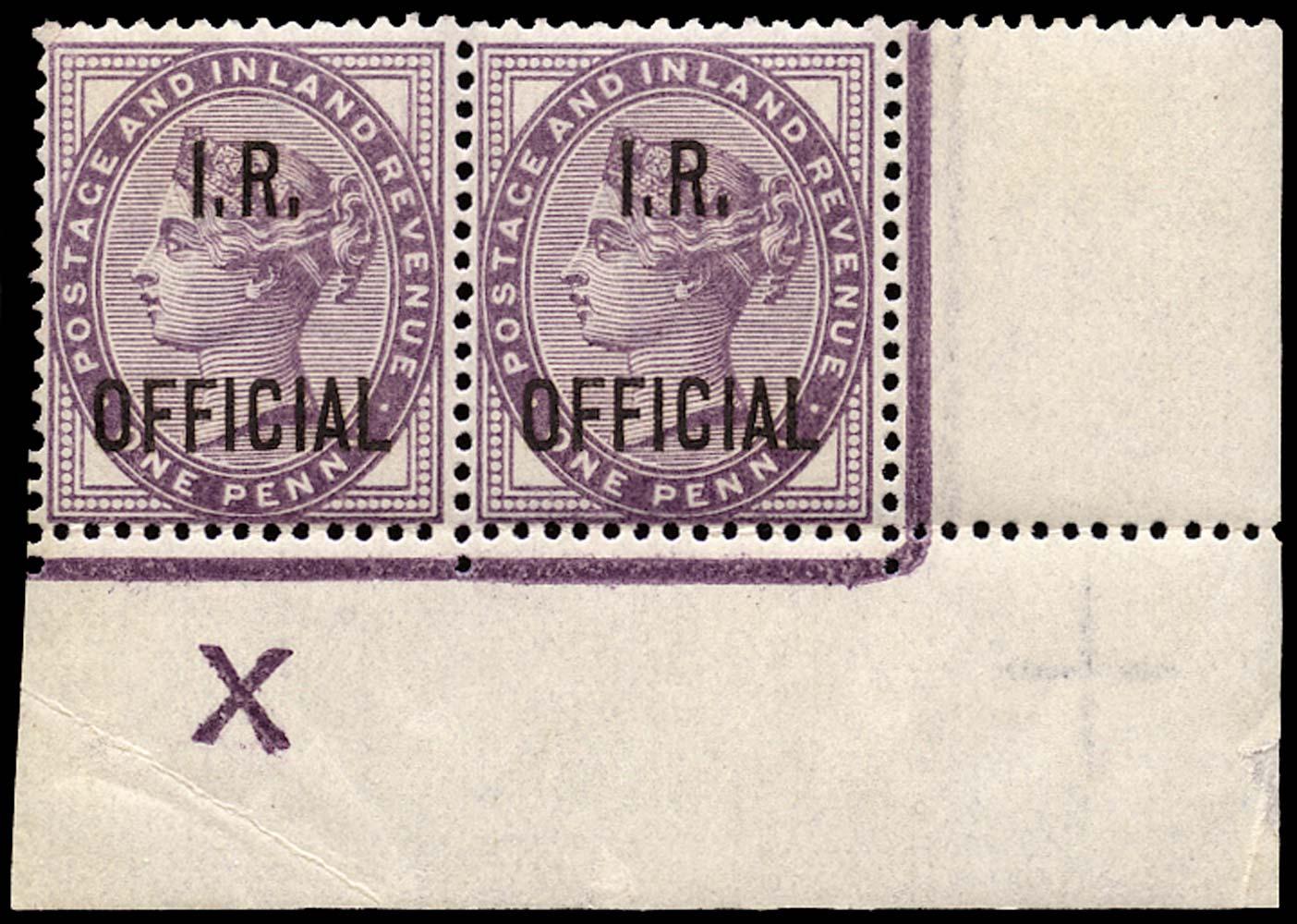 GB 1882  SGO3 Official control
