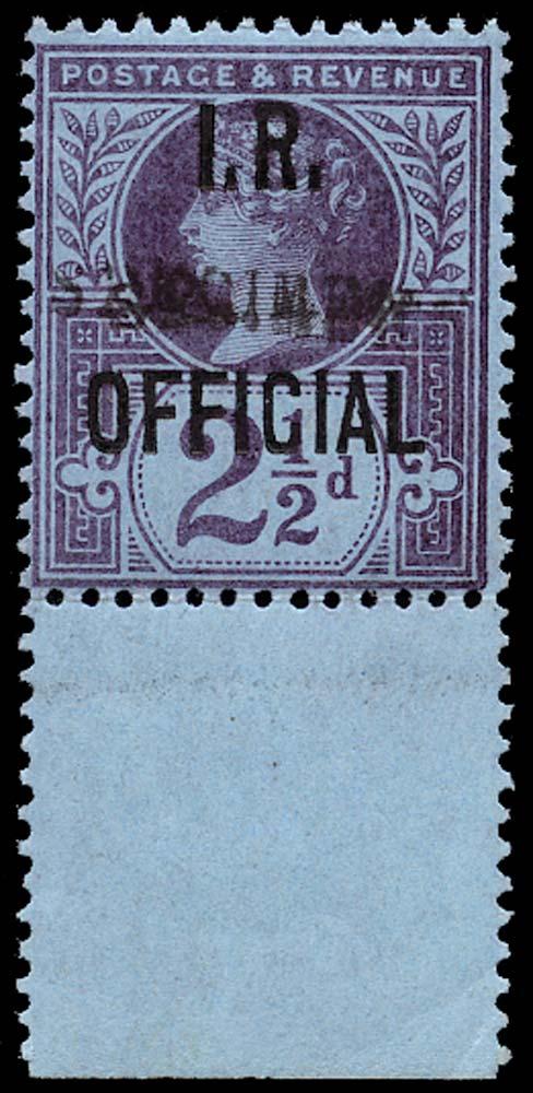 GB 1892  SGO14s Official