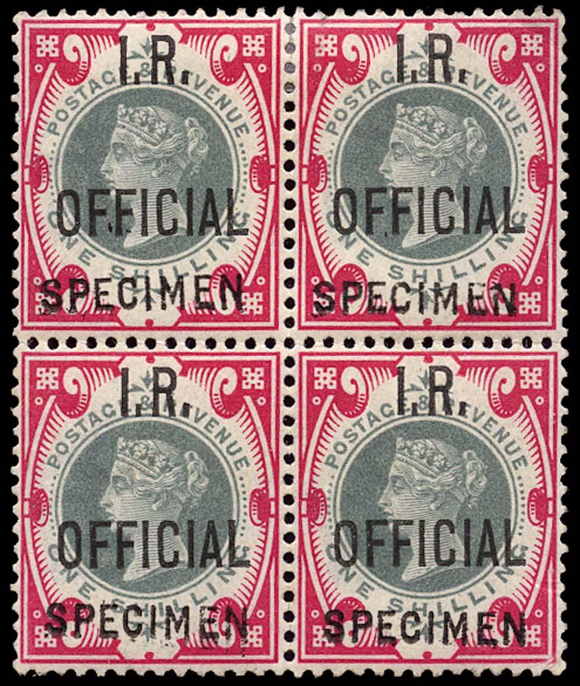 GB 1901  SGO19s Official