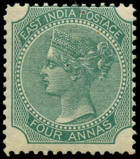 INDIA 1866  SG69 Mint