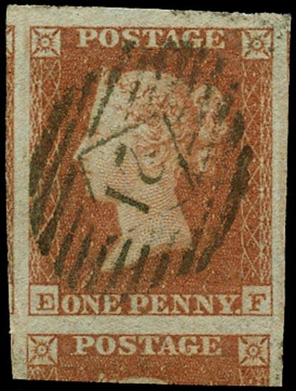 GB 1841  SG8 Pl.149 Used