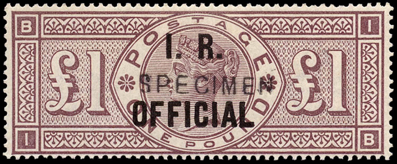 GB 1885  SGO11s Official