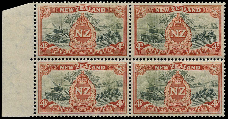NEW ZEALAND 1946  SG672w Mint