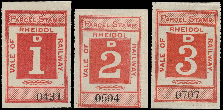 GB 1902 Railway - Vale of Rheidol Railway