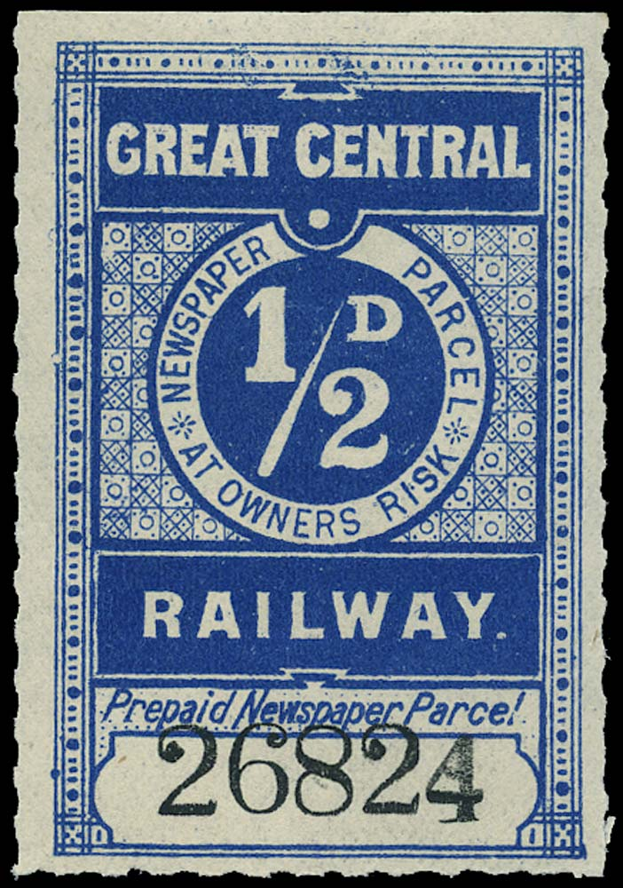 GB 1905 Railway - Great Central Railway