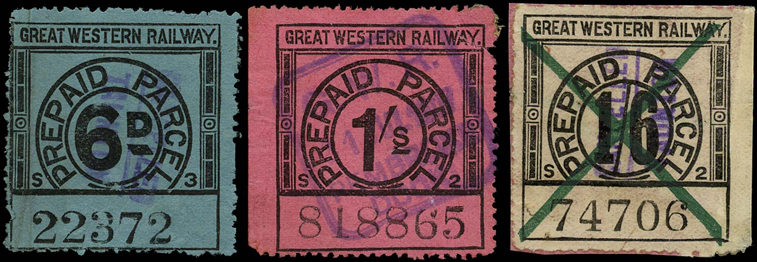 GB 1905 Railway - Great Western Railway