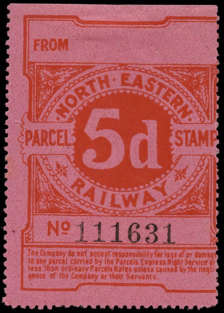 GB 1905 Railway - North Eastern Railway