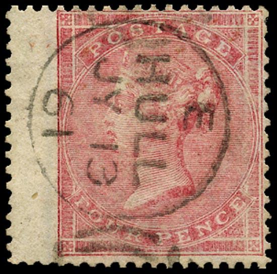 GB 1857  SG66a Used